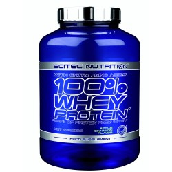 SCITEC NUTRITION - 100% Whey Protein 2350gr