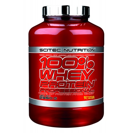 SCITEC NUTRITION - 100% WHEY PROTEIN PROFESSIONAL 2350gr