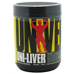 Universal Nutrition -  uni liver 250 tabs