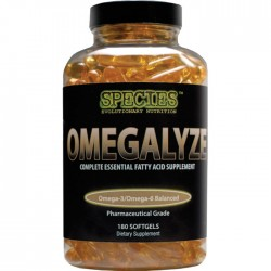Species Nutrition  Omegalyze - 180 softgels