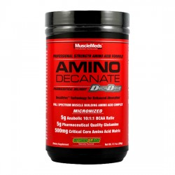 Muscle Meds Amino Decadente - 360gr