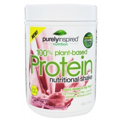 Purely Inspired  100% Plant-Based Protein Nutritional Shake - 680 grams