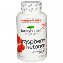 Purely Inspired Raspberry Ketones+ - 60 tablets