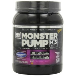 CytoSport - Monster Pump NOS  600 grams