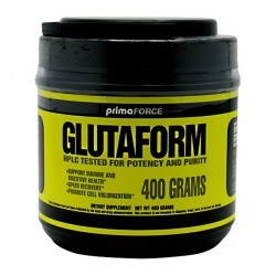 Primaforce GlutaForm - 400 grams