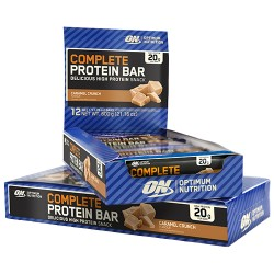 OPTIMUM Nutrition - Complete Protein Bar 12x50gr