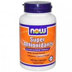 NOW Foods Super Antioxidants - 120 vcaps