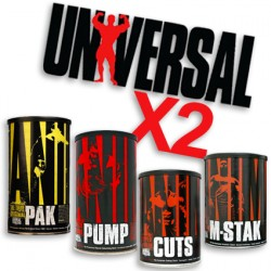 Universal Nutrition - Promotion Pack