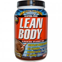 Labrada - Lean Body - Hi-Protein MRP - 1120 grams chocolate ice cream