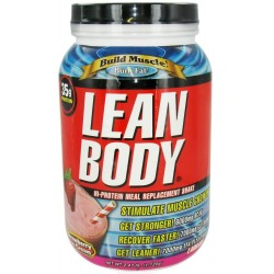 Labrada - Lean Body - Hi-Protein MRP - 1120 grams strawberry ice cream