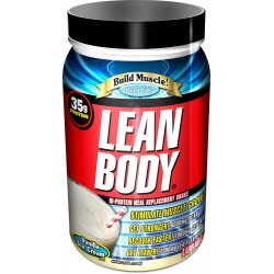 Labrada - Lean Body - Hi-Protein MRP - 1120 grams vanilla ice cream