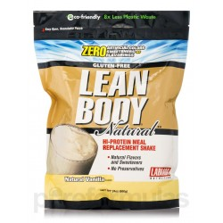 Labrada - Lean Body Natural - 680 grams vanilla