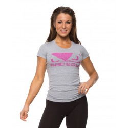 BAD GIRL - Bad Boy Ladies - Tees - Round Neck