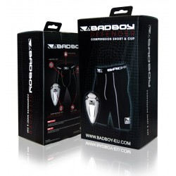 BAD BOY - Compression Short with Cup 2012