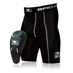 BAD BOY - Compression Short with Cup 2013