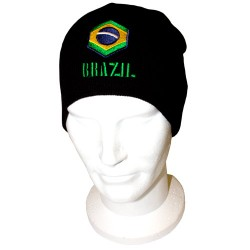 BAD BOY - Team Brazil Beanie