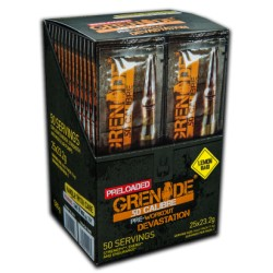 GRENADE - .50 Calibre PRELOADED 23,20 gr.