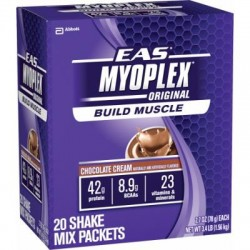 Myoplex original 20 packets